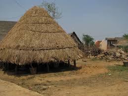 FileIndia  Rural  01  typical thatched animal u0026 storage hut 2563729925