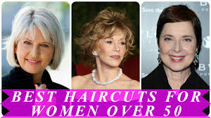Best Hair Style For Women Over 50 best haircuts for women over 50 youtube 8844 by wearticles.com