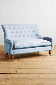 shabby chic sofa. Fine Chic Linen Astrid Settee Intended Shabby Chic Sofa D