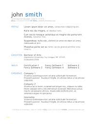 Downloadable Resume Templates Word Best of Inspirational Download Resume Templates Word Best Sample Excellent