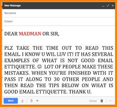 Cover Letter Email Etiquette Cover Letter Ide