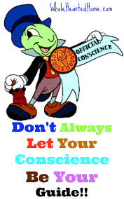 Small Picture Jiminy Cricket Let Your Conscience Be Your Guide