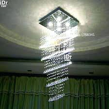 square crystal chandelier led crystal chandelier modern floor luxury square crystal chandelier fishing line stairs