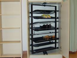 Outstanding Shoe Storage Design Ideas Featuring Open Shoe Cabinets ...