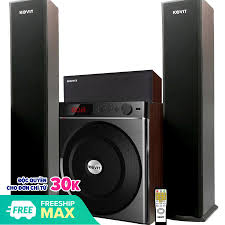 Dàn âm thanh 4.1 loa KOVIT KS 839 nghe nhạc cực phê, kết nối bluetooth,  USB, nghe đài FM có điều khiển từ xa-1.890.000 VNĐ - Mua Sắm Công Nghệ