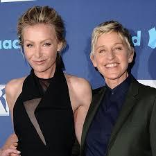 Ellen And Portia Ellen Degeneres And Portia De Rossi Adopt A Dog Named Kid