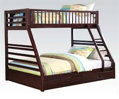 Extra Long Twin full Bunk Bed