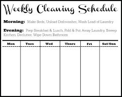 Bi Weekly Meal Planner Template Daily Schedule Template Word Bi Weekly Meal Planner Sample Lesson Plan