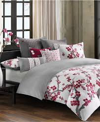 n natori cherry blossom comforter sets and duvet covers  bedding
