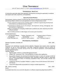 Extreme Resume Makeover Junior Web Developer Summary Resume Epic