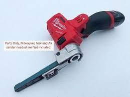 By oldbawncs oct 28, 2020. Belt Sander Conversion Parts For Milwaukee M12 Cut Off Saw 2522 20 3 8 X 13 Ebay