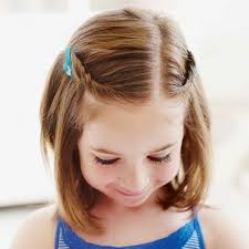 صور قصات تكثف الشعر الخفيف للاطفال الراقية