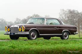 Mercedes-Benz 280 SE 3.5 Coupe, 1970 - Welcome to ClassiCarGarage