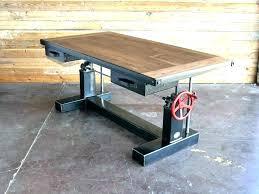 modern industrial furniture. Mid Century Industrial Furniture Modern