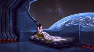 Outer Space Bedroom Lovely City Wallpaper Bedroom 5 Futuristic Outer Space