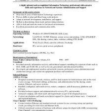 Cover Letter For Network Administrator Job Valid Network ...