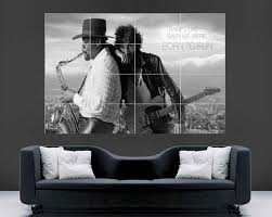 bruce springsteen giant wall art on giant wall poster art print with bruce springsteen poster giant wall art oldvinylvault