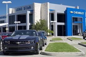 Lone Star Chevrolet car dealership in Houston, TX 77065 | Kelley ...
