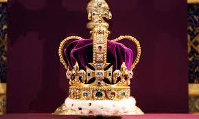 Resultado de imagen de oleo de coronacion del rey