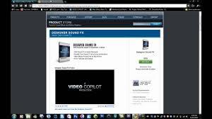 Designer Sound Fx 500 How To Get Video Copilot Sound Effects Free Tutorial