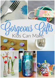 45 Gorgeous Gifts Kids Can Make  How Wee LearnHomemade Christmas Gifts That Kids Can Make