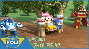 POLI và Những Người Bạn ĐẶC BIỆT 2H # 07 : Đội Xe Cứu Hộ Robocar Poli | Phim  Hoạt Hình Hay Nhất - YouTube