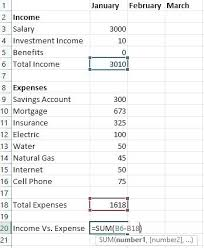how to make a budget how to make a budget sheet on excel knighthacks club