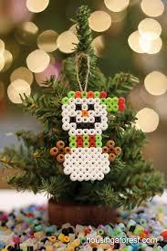 Perler Bead Christmas Soap Easy Gift For Kids To Make  I Can Perler Beads Christmas Tree