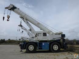 1997 Tadano Tr 500xl 50 Ton Rough Terrain Crane Crane For