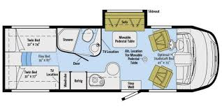 find specs for 2016 itasca reyo br floorplan 25t class a