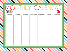 monthly calenar i should be mopping the floor free printable daily weekly and