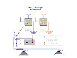 jeep tj headlight wiring diagram jeep image wiring headlight wiring harness upgrade headlight auto wiring diagram on jeep tj headlight wiring diagram