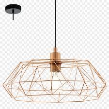 Kupfer Lampe Kronleuchter Glühbirne Strickjacke Png
