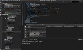 Phantom artifact on screen in editor below html text · Issue #61232 ...