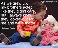 Brotherly Love Quotes Interesting 48 Best Brother Quotes SayingImages