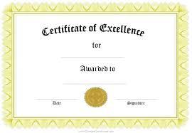 google docs award template google docs award certificate template 5 certificates templates