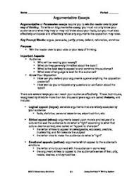 persuasive argumentative essay unit logic sample essays peer persuasive argumentative essay unit logic sample essays peer edit