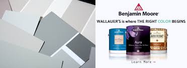 Wallauer Paint And Design New Rochelle Wallauers Paint Center Benjamin Moore Paint