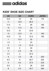 Adidas Shoes Size Chart Toddler