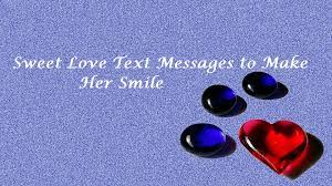 100 sweet words to make her smile