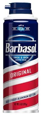 <b>Крем</b>-<b>пена для бритья</b> Original <b>Barbasol</b> — купить по выгодной ...