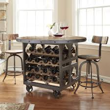 Industrial Pub Table Sets Tables Wine Furniture Furniture Wine Enthusiast
