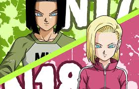 Customize and personalise your desktop, mobile phone and tablet with these free wallpapers! Wallpaper Game Android Alien Anime Martial Artist Manga Dragon Ball Strong Dragon Ball Super Japonese Android 18 Android 17 N18 N17 Images For Desktop Section Syonen Download