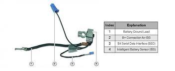 bmw intelligent battery sensor ibs acirc bimmerscan intelligent battery sensor