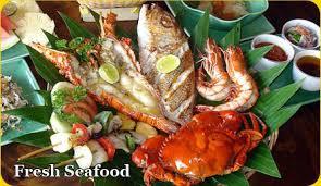 Hasil gambar untuk jimbaran bay seafood bali