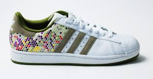 adidas shoes superstar colors. adidas originals - 60 years of soles and stripes color vision superstar shoes colors e