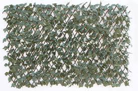 Artificial Trellis With Lights Expandable Silk Ivy Trellis