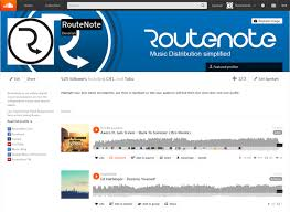 soundcloud image size routenote soundcloud network accounts can now change their visual