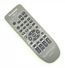 panasonic tv controller. panasonic original remote control n2qahb000031 tv/vcr tv controller