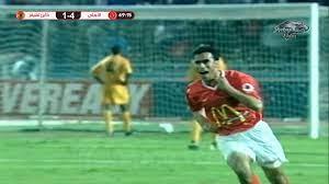 Shehap Eldin Media - مباراة الاهلي وكايزر تشيفز 4 - 1 السوبر الافريقي 2002  - تعليق محمود بكر